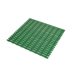PVC grating for cages
