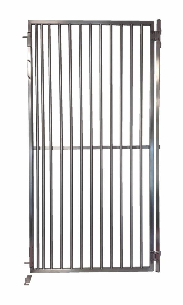Custom made RUN stall door grille