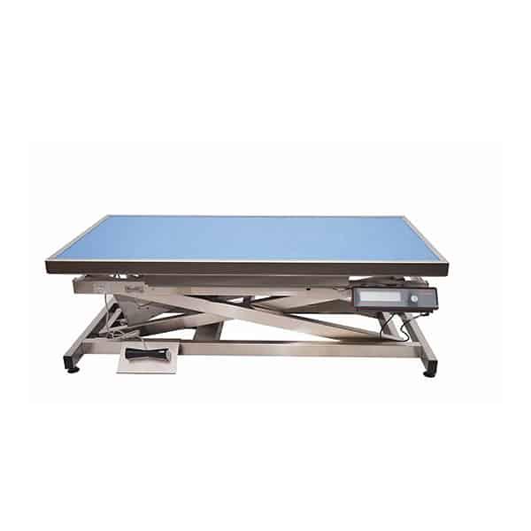 TA301110 Table consultation électrique tapis et cadre avec pesée N1