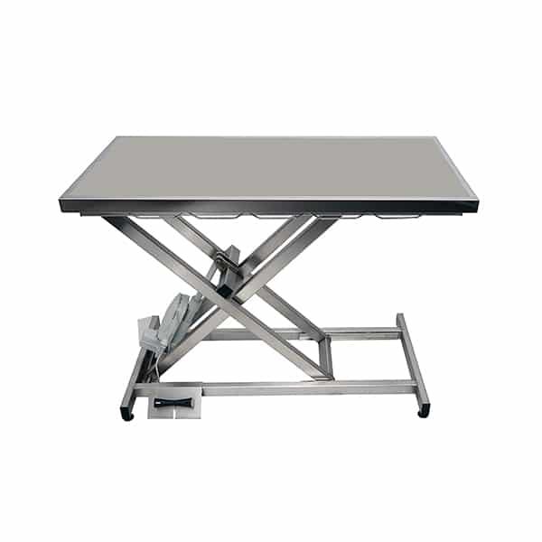 TA400010 Table consultation électrique ELITE tapis et cadre N729