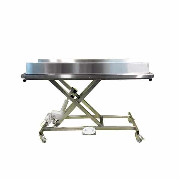 Table de chirurgie électrique pour veaux et moutons