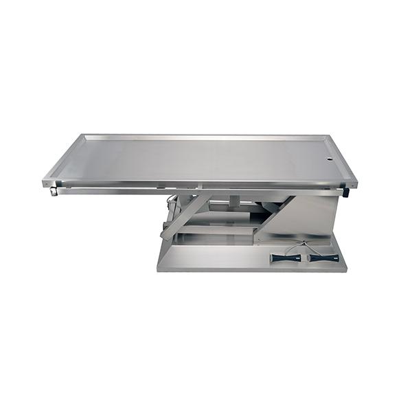 TA700001 Surgery table top 1 evacuation 1400x530 (Trendelenburg - Electric Trendelenburg) N1