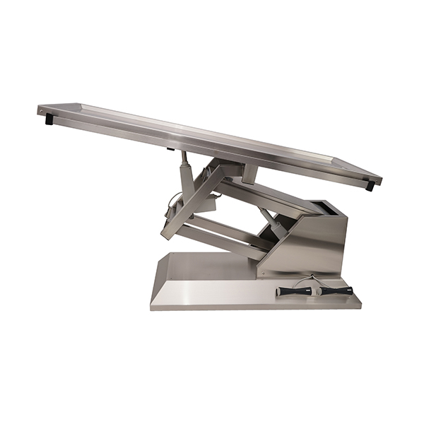 TA700001 Surgery table top 1 evacuation 1400x530 (Trendelenburg - Electric Trendelenburg) N1