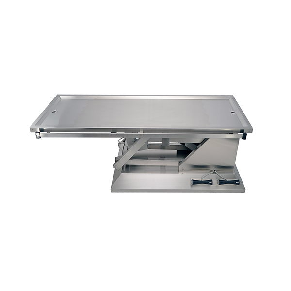 TA700005 Surgery table top 2 evacuations 1400x530 (Trendelenburg - Electric Trendelenburg) N1