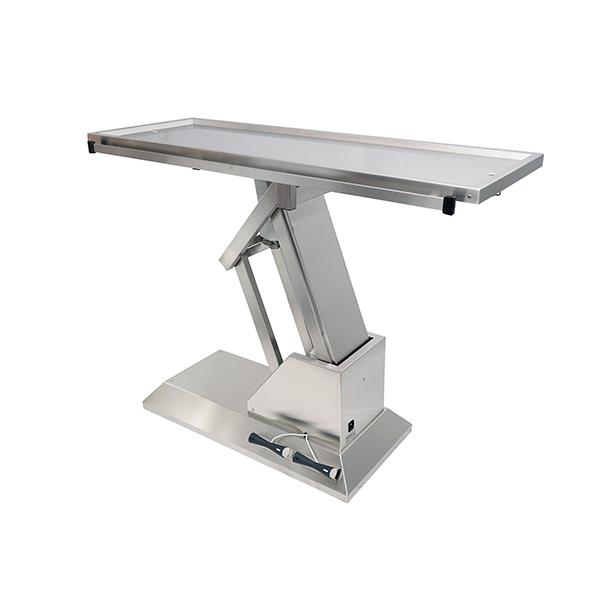 TA700005 Surgery table top 2 evacuations 1400x530 (Trendelenburg - Electric Trendelenburg) N1