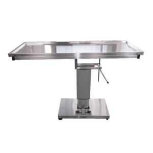 Electric surgery table manual tilting 1