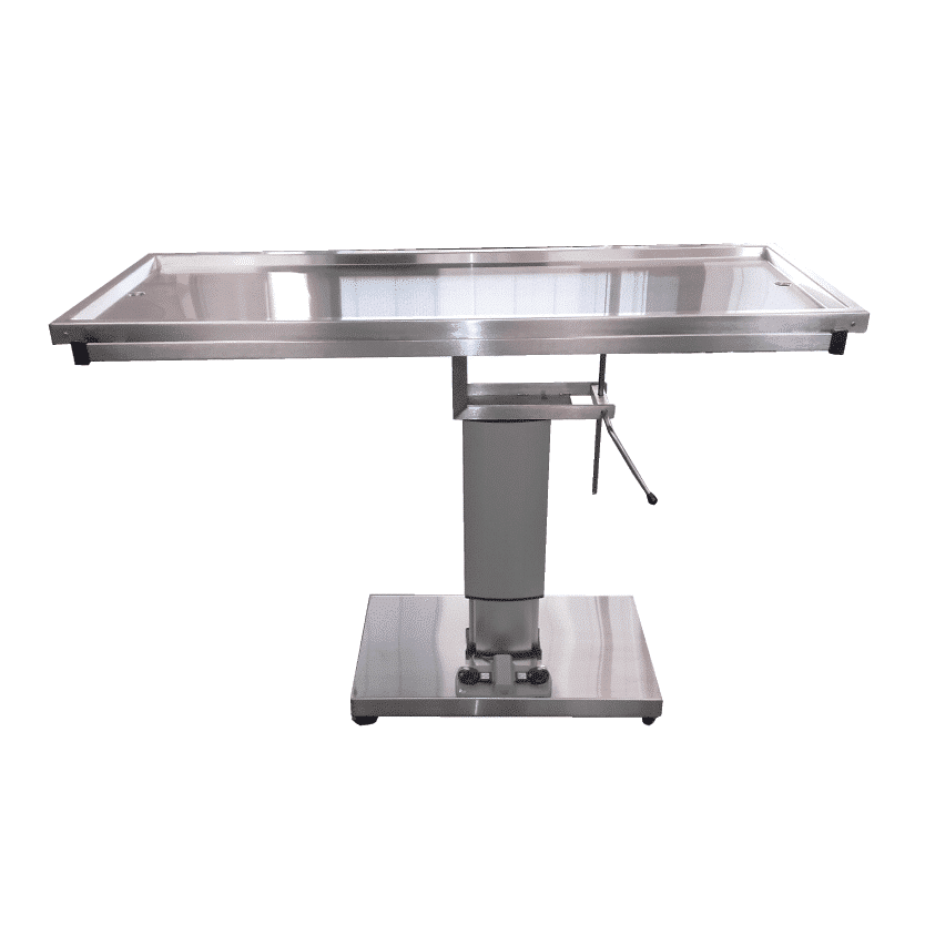 Electric Surgery Table With Manual Tilting Vetinox