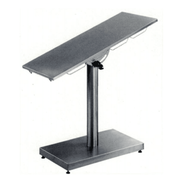 Table de chirurgie petits animaux standard