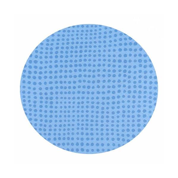 Tapis bleu pour table veterinaire