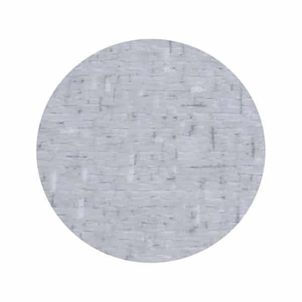 Tapis pour table de consultation gris clair