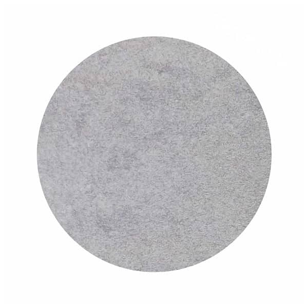 Tapis pour table de consultation gris foncé