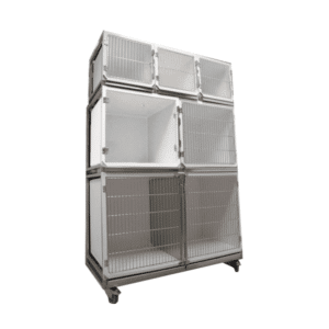 set of 6 polyester cages
