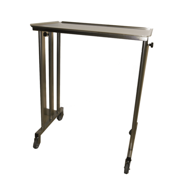 Table pont à hauteur variable