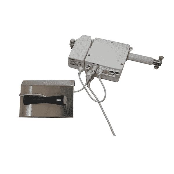 Ensemble-Vérin-Linak-transformateur-pédale