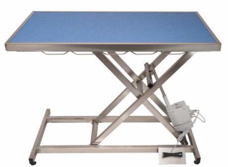 Table consultation électrique tapis et cadre