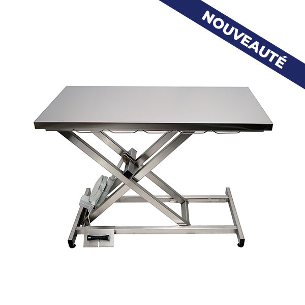 Electric consultation table ELITE flat top