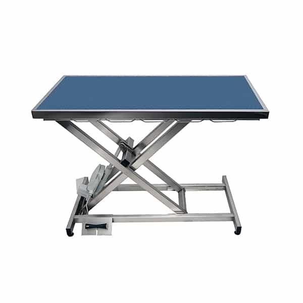 TA400010 Table consultation électrique ELITE tapis et cadre N732-