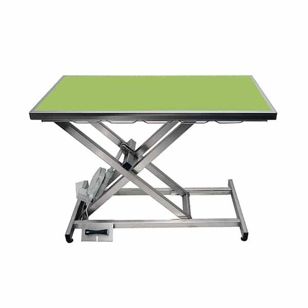 TA400010 Table consultation électrique ELITE tapis et cadre N739-