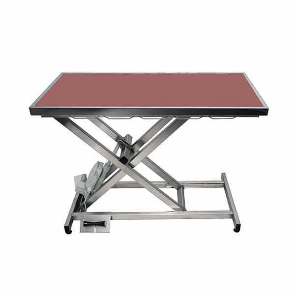 TA400010 Table consultation électrique ELITE tapis et cadre N741-
