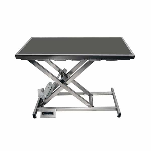 TA400010 Table consultation électrique ELITE tapis et cadre N831-