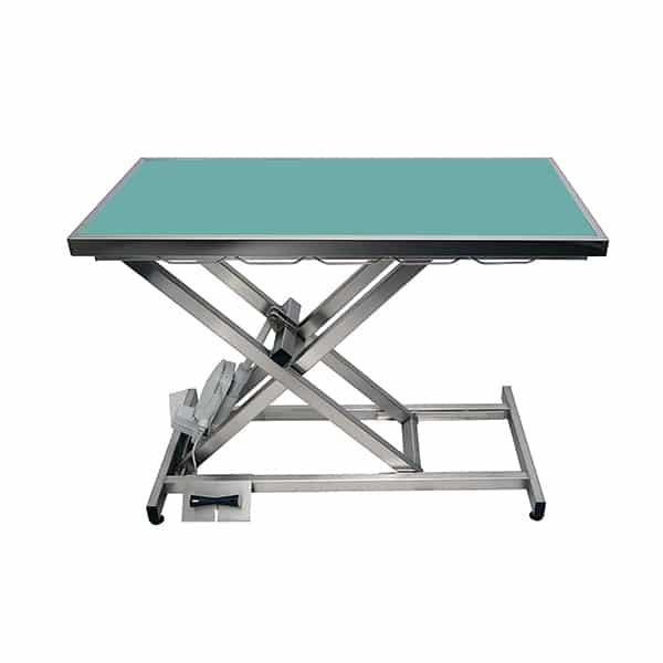 TA400010 Table consultation électrique ELITE tapis et cadre N839-