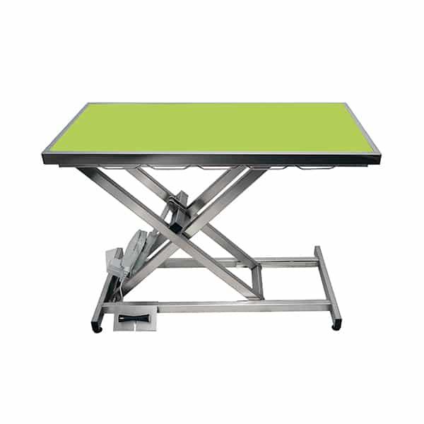 TA400010 Table consultation électrique ELITE tapis et cadre N840-