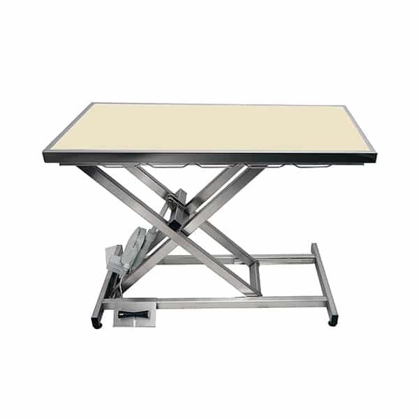 TA400010 Table consultation électrique ELITE tapis et cadre N848-