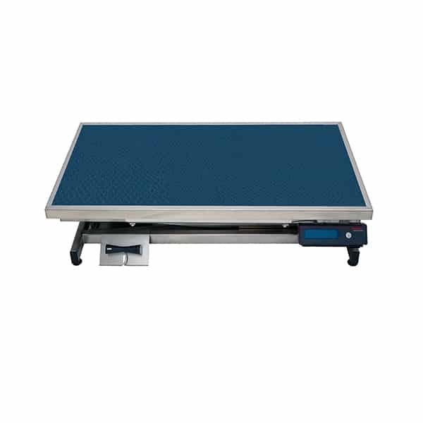 TA400110 Table consultation électrique ELITE tapis et cadre avec pesée N2