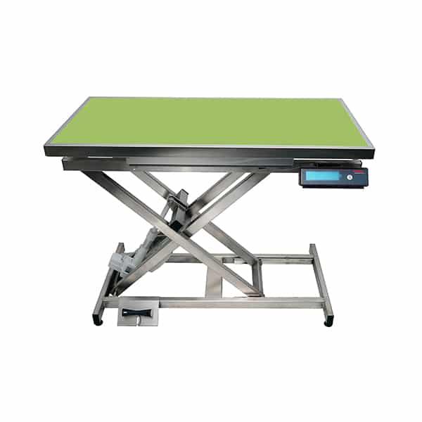 TA400110 Table consultation électrique ELITE tapis et cadre avec pesée N739