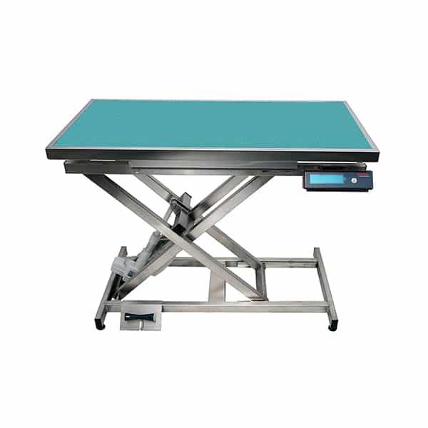 TA400110 Table consultation électrique ELITE tapis et cadre avec pesée N740