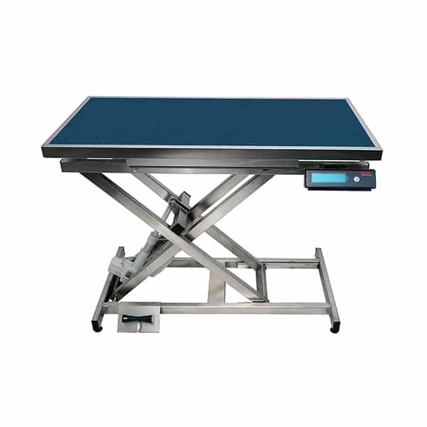 TA400110 Table consultation électrique ELITE tapis et cadre avec pesée N844