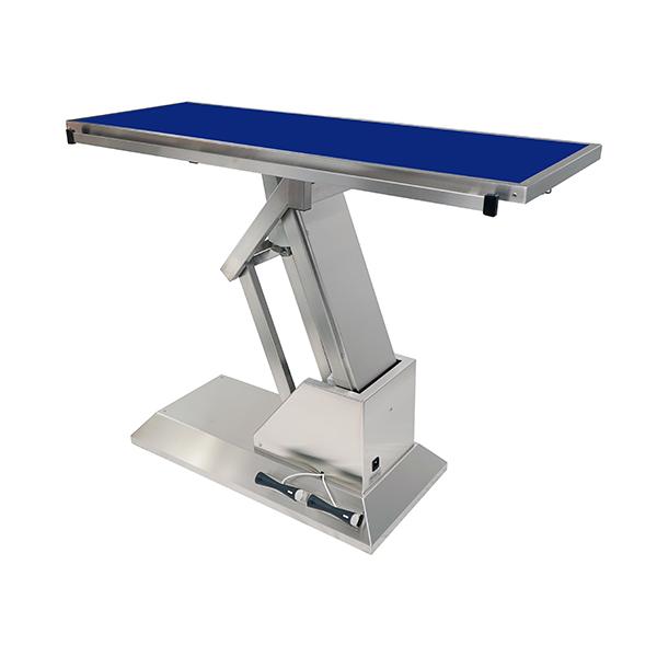 TA703000 Table chirurgie plateau Radiologie plat 1400x530 (Proclive - déclive électrique) N3