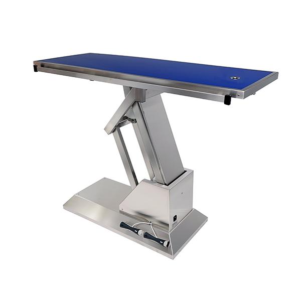 TA703001 Table chirurgie plateau Radiologie 1 évacuation 1400x530 (Proclive - déclive électrique)N3