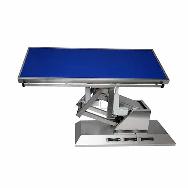 TA703100 Table chirurgie plateau Radiologie plat 1400x530 (Proclive - déclive électrique) inclinaison 3e sens N2