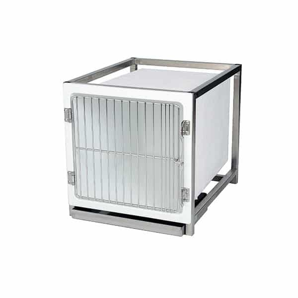 Polyester cage – Format A – with stainless steel grid holder