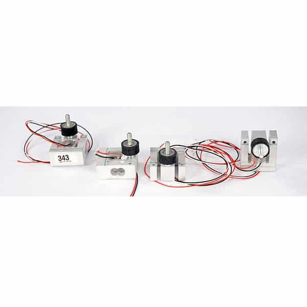Lot de 4 capteurs de balance pour table de consultation
